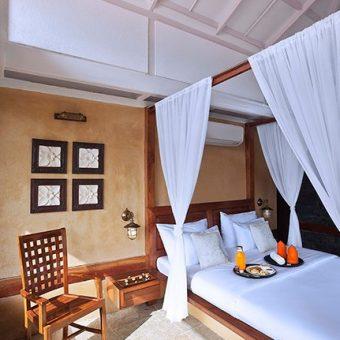 Garden Villa Room at Amanzi Resort, Pavana, Lonavala