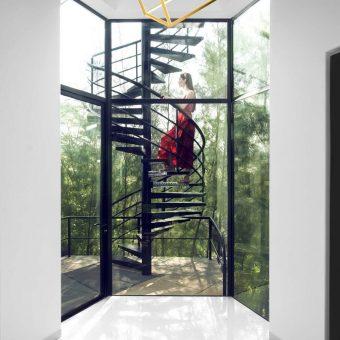 Glass Tree House Suite at Amanzi Resort, Pavana, Lonavala