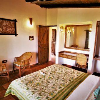 2 Bedroom Garden Villa - Hill View @ Anandvan Resort, Bhandardara
