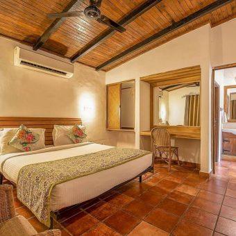 Garden Cottage Suite - Lake View @ Anandvan Resort, Bhandardara