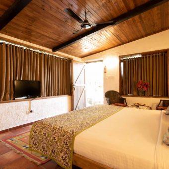 Superior Room @ Anandvan Resort, Bhandardara