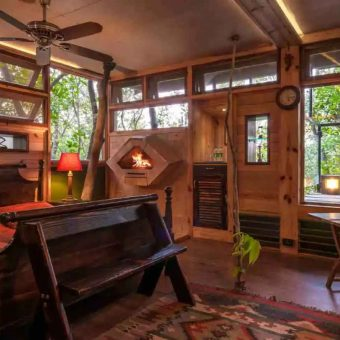 Woods Machan @ The Machan Treehouse Resort, Lonavala