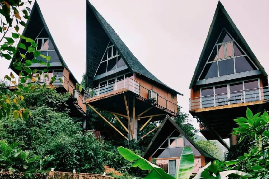 Rumourss Sky Villa and Resort Lonavala