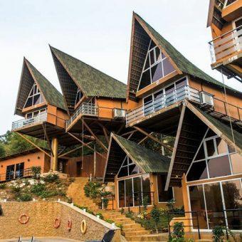 Sky Villa at Rumourss Sky Villa and Resort Lonavala