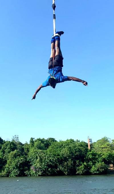 Bungee Jumping Kolad