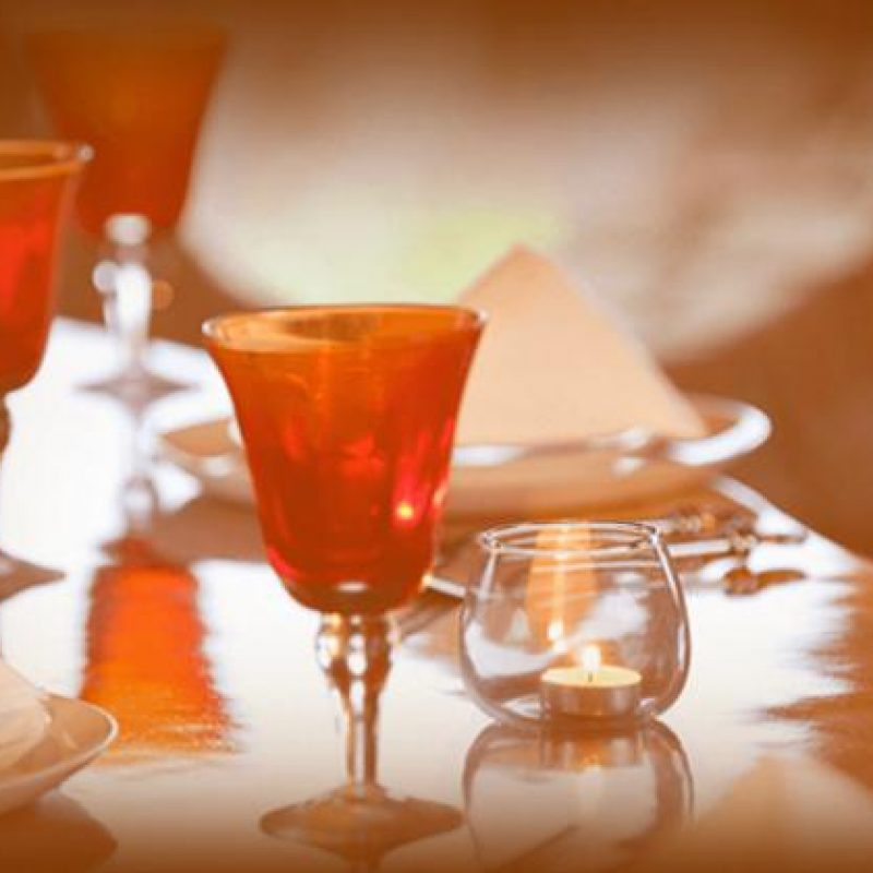 Candle Light Dinner at Amanzi Resort, Pavana, Lonavala
