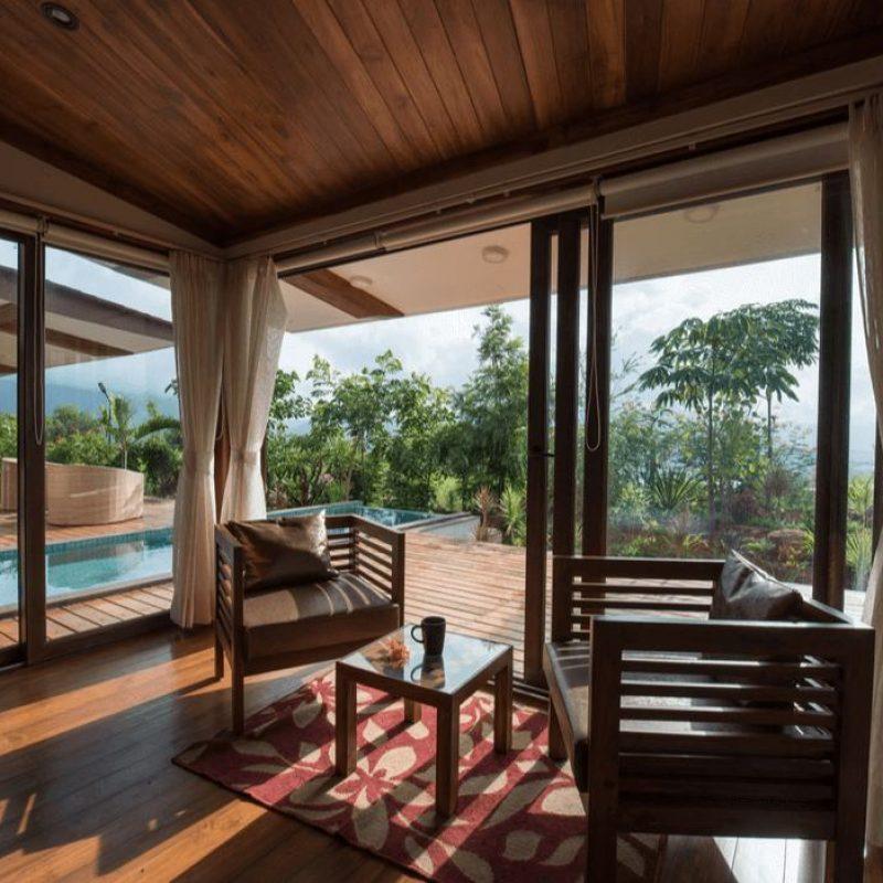 Luxury Suite at Amanzi Resort, Pavana, Lonavala