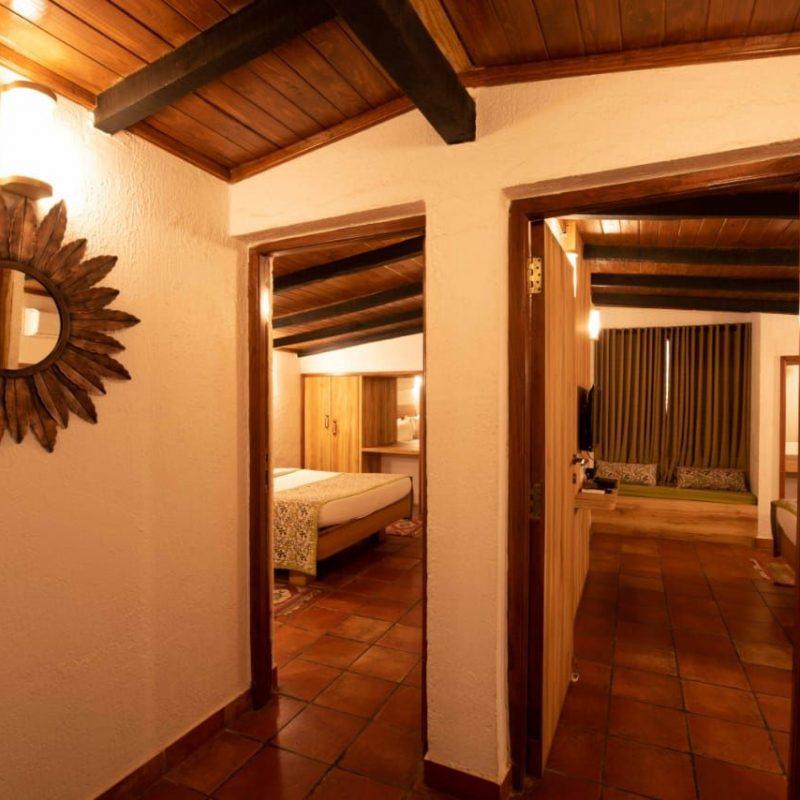 3 Bedroom Villa - Standard @ Anandvan Resort, Bhandardara