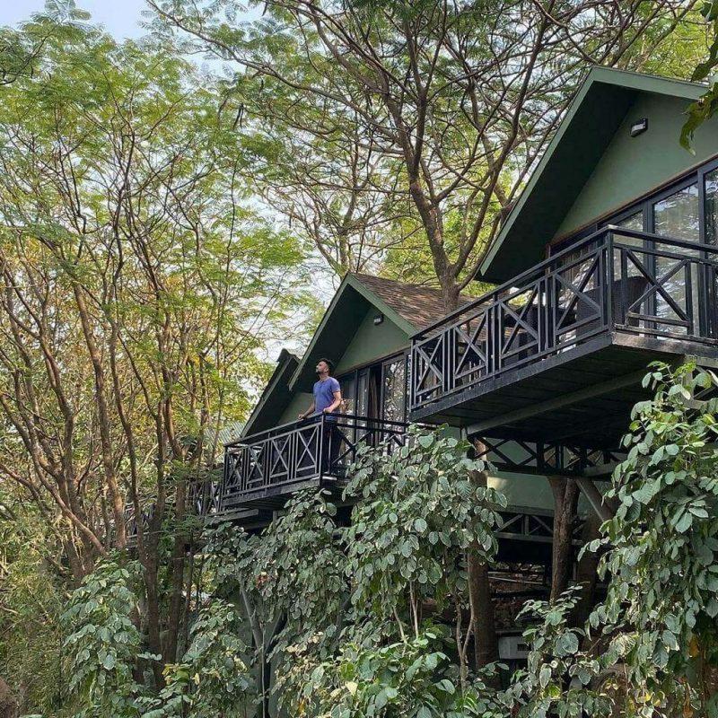 Anandvan Resort, Bhandardara