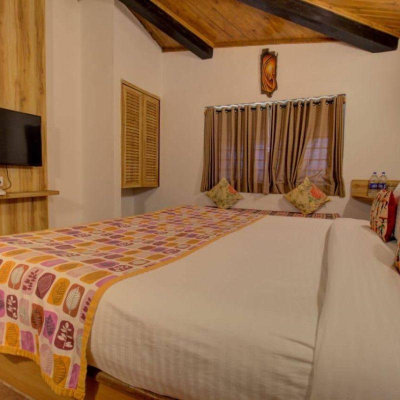 4 Bedroom Villa - Lake View @ Anandvan Resort, Bhandardara