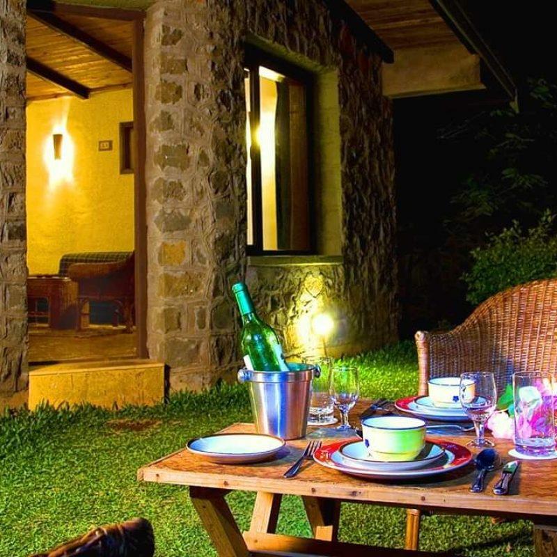 Garden Cottage Suite - Hill View @ Anandvan Resort, Bhandardara
