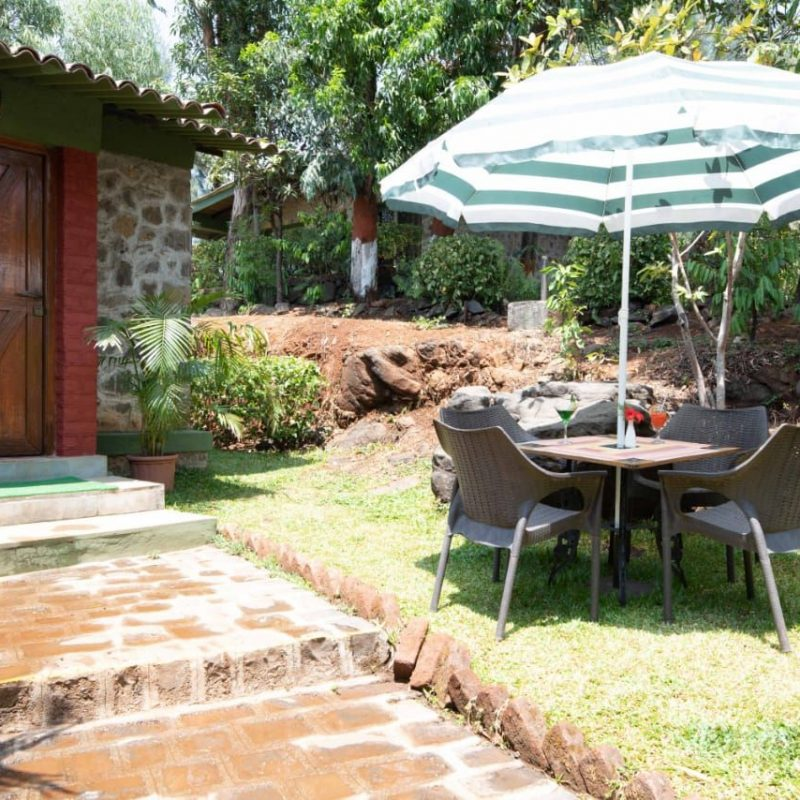 Garden Studio @ Anandvan Resort, Bhandardara