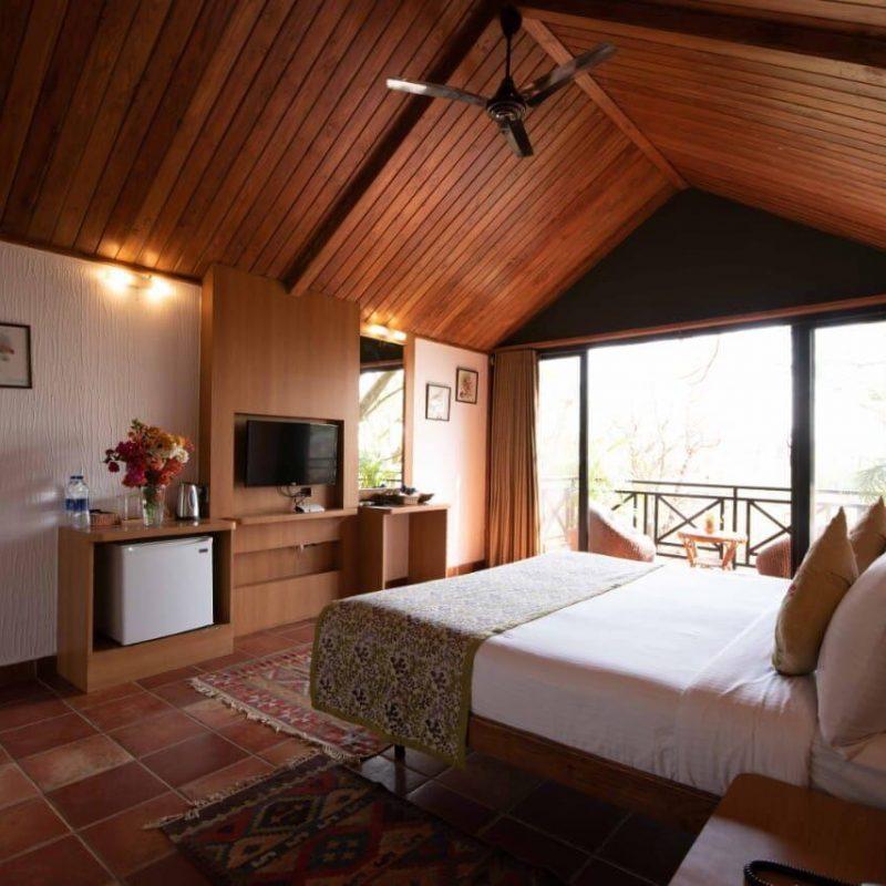 Tree Top Nest @ Anandvan Resort Bhandardara