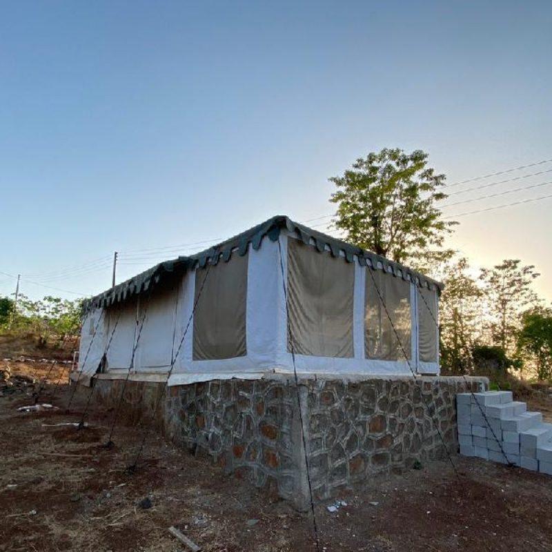 Camping at Ananta Ecostays, Khodala (Near Igatupri)