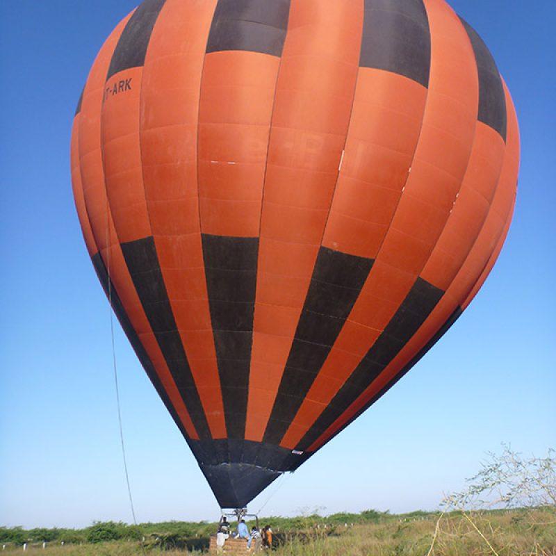Hot Air Ballooning in Goa