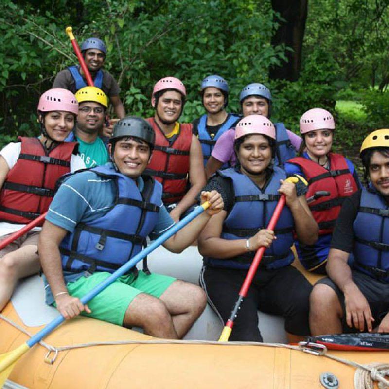 Kundalika River Rafting