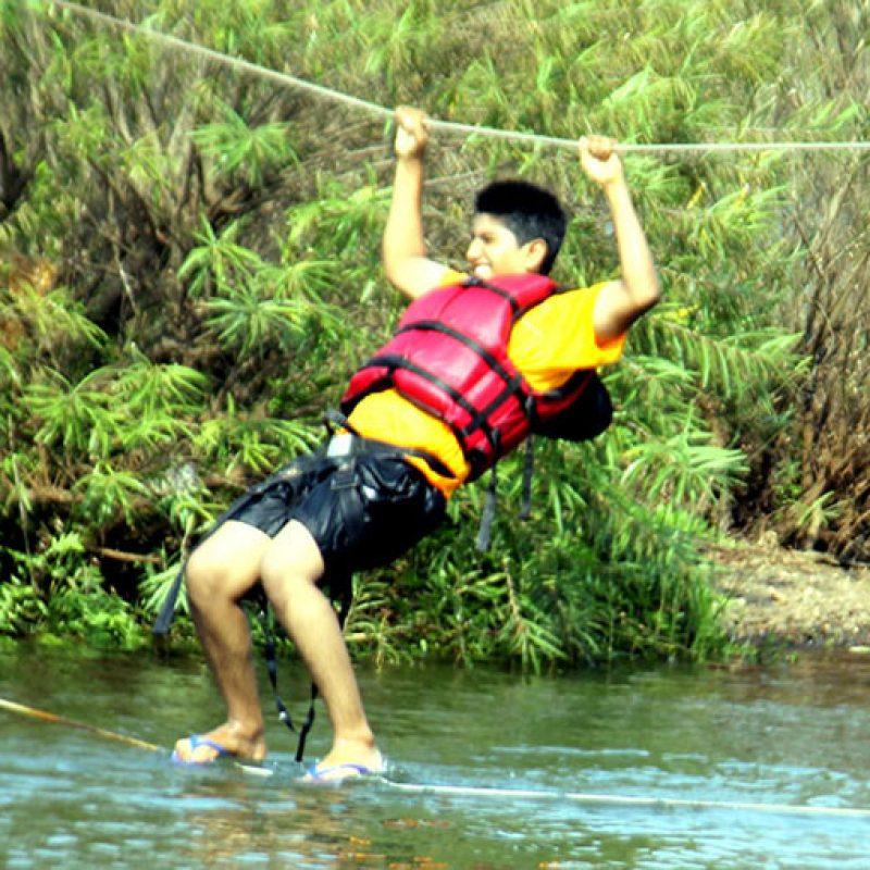 River Crossing at Kolad
