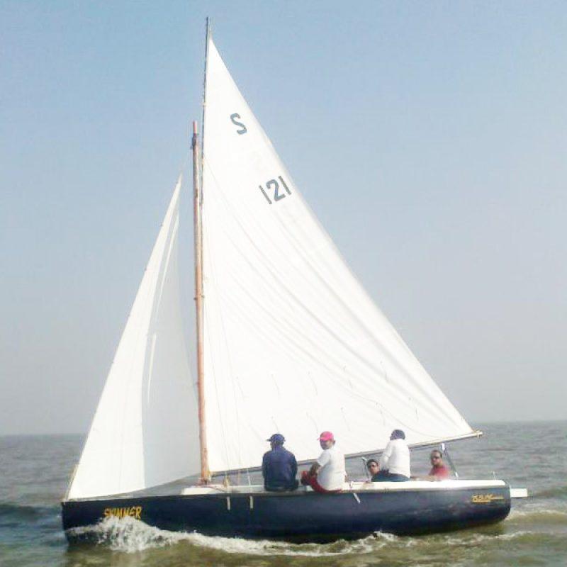 Sailing Deal in Mumbai, Seabird Sailboat