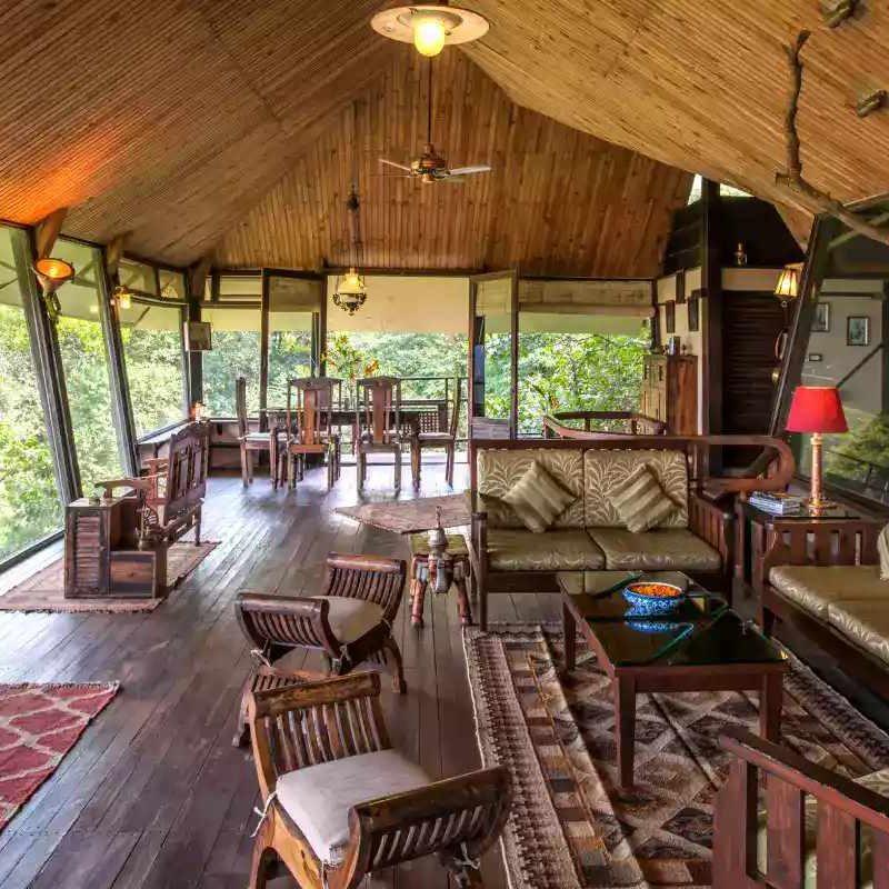 Heritage Machan @ The Machan Treehouse Resort, Lonavala