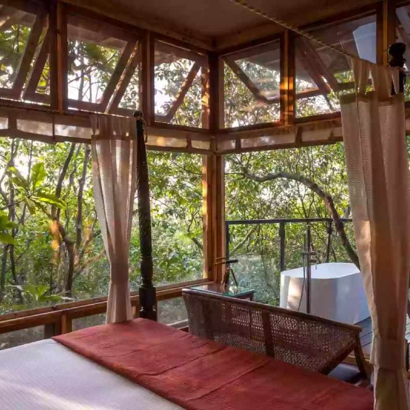 Jungle Machan @ The Machan Treehouse Resort, Lonavala