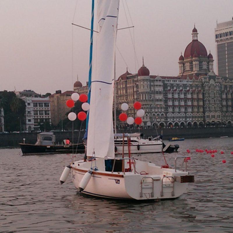XS 63 Sailboat Sailing in Mumbai