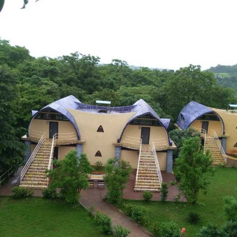 Z-Bac Adventure Campsite, Kolad, Maharashtra